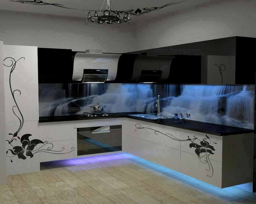 id e lumineuse pour la cuisine. Black Bedroom Furniture Sets. Home Design Ideas