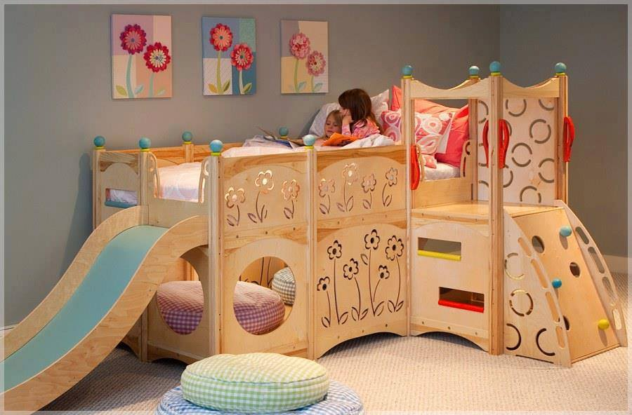 Beautiful Idee Chambre Enfant Pictures - lionsofjudah.us ...