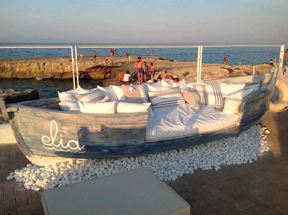 Barque Canap Pour Terrasse Des Ides