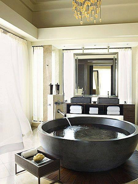 id e salle de bain grand luxe des id es. Black Bedroom Furniture Sets. Home Design Ideas