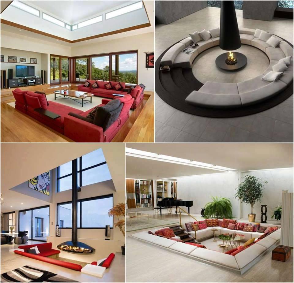 4 ambiances salon qui vont vous faire r ver des id es. Black Bedroom Furniture Sets. Home Design Ideas