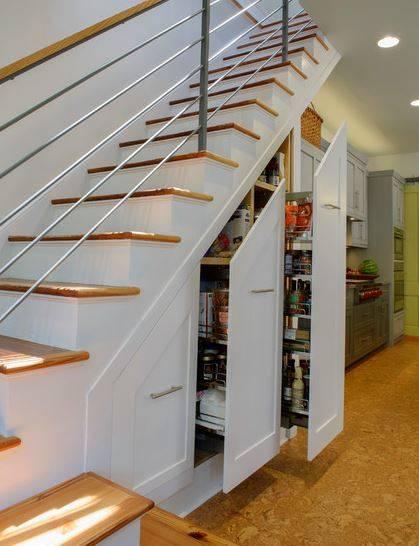31 idées pour optimiser l\'espace sous un escalier - Des idées