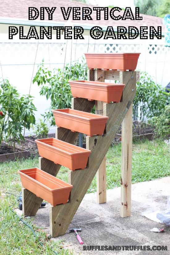 Fabriquer un jardin vertical - Comment faire un jardin vertical ...