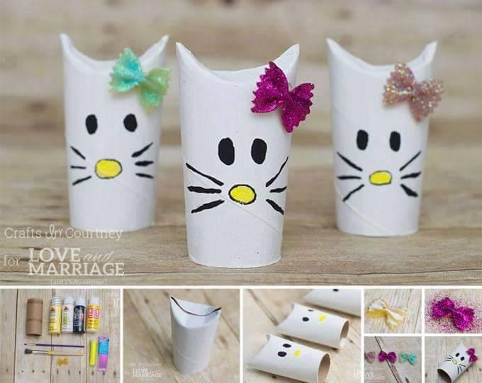 Id E De R Cup Pour Vos Rouleaux De Papier Toilette Des Id Es
