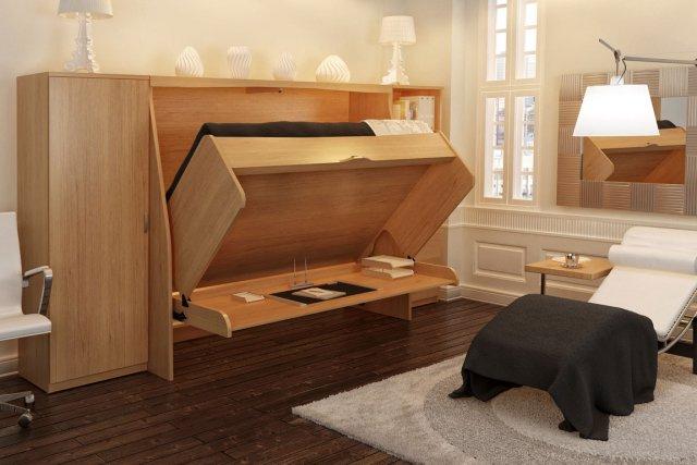 des meubles multifonctions pour optimiser l 39 espace des id es. Black Bedroom Furniture Sets. Home Design Ideas