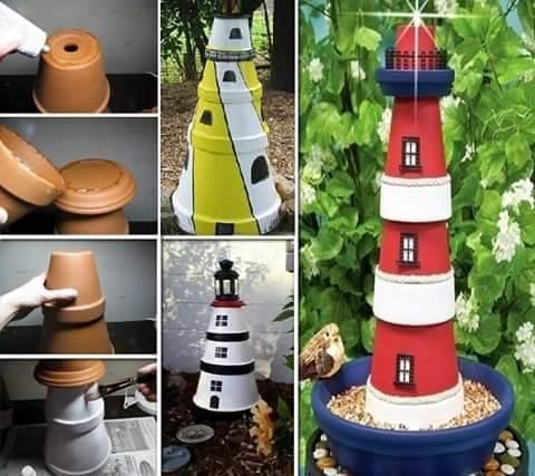 que faire avec vos pots de fleur et pourquoi pas un. Black Bedroom Furniture Sets. Home Design Ideas
