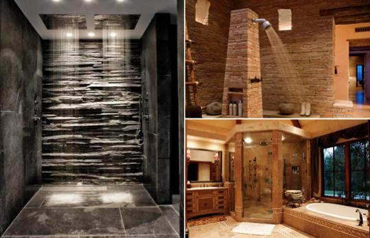 Ces 20 douches et baignoires originales vont vous donner for Salle de bain orientale luxe