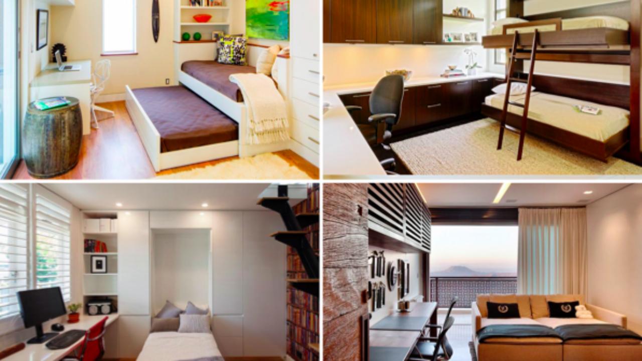 Et si votre bureau à domicile se transformait en chambre d ...