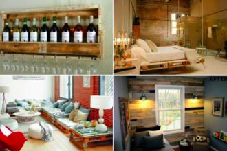 les 20 plus belles id es brico d co avec des palettes le recyclage qui a du style des id es. Black Bedroom Furniture Sets. Home Design Ideas