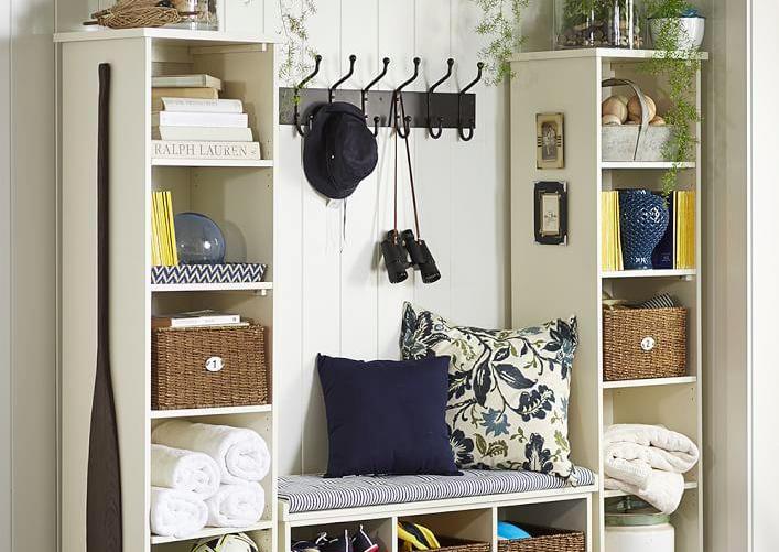 Idées de meubles et accessoires pour embellir l'entrée de votre ...
