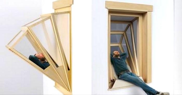 Id e de g nie la fen tre qui se transforme en balcon for Fenetre qui se transforme en balcon