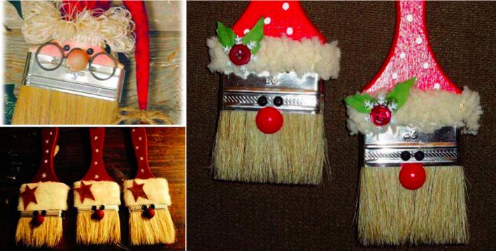 Decoration De Noel En Colle Chaude