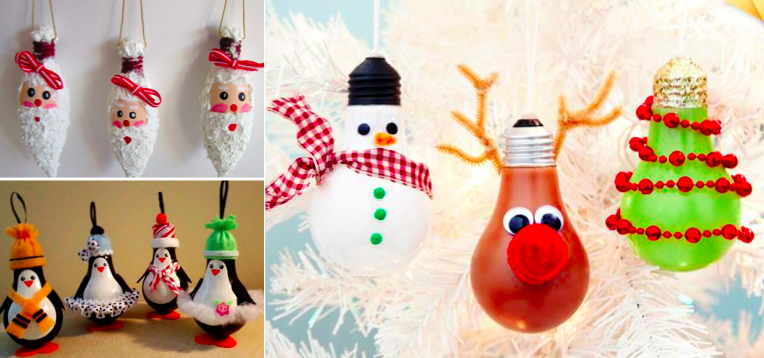 Decoration De Noel Facile Pour Enfants