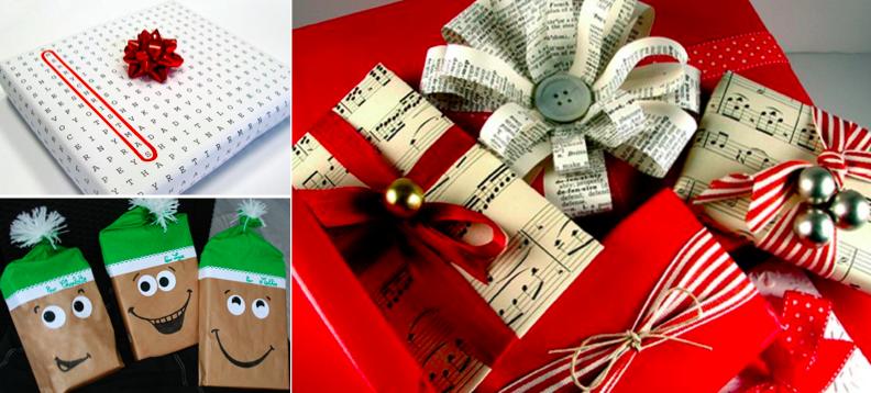 31 idées pour créer des emballages cadeaux très originaux - Des ...