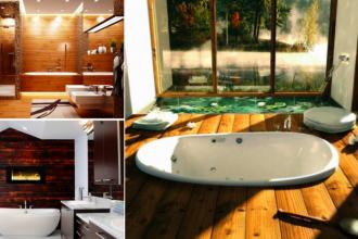 35 salles de bain design et modernes des id es. Black Bedroom Furniture Sets. Home Design Ideas
