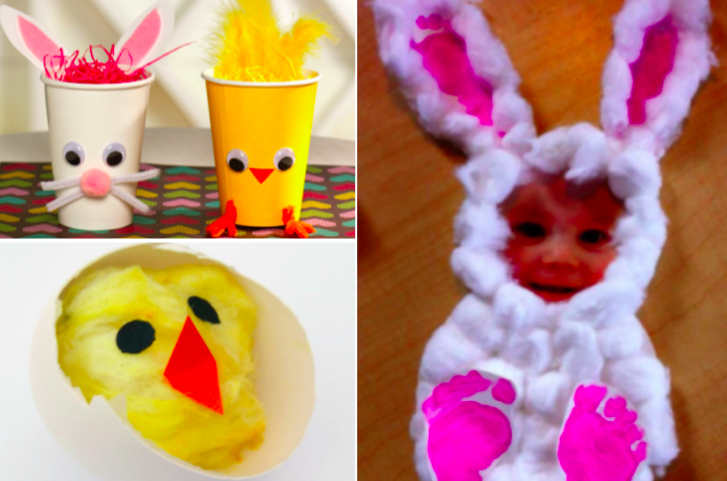 16 bricolages de p ques pour enfants des id es