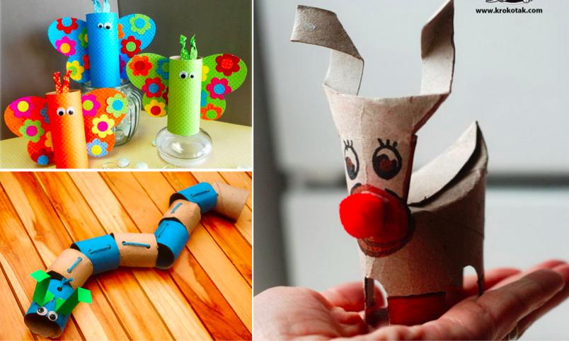 36 animaux fabriquer avec vos enfants en recyclant des rouleaux de papier toilette des id es. Black Bedroom Furniture Sets. Home Design Ideas