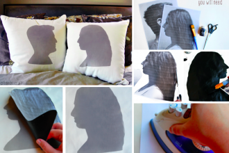 des taies d 39 oreiller personnalis es pour la saint valentin des id es. Black Bedroom Furniture Sets. Home Design Ideas