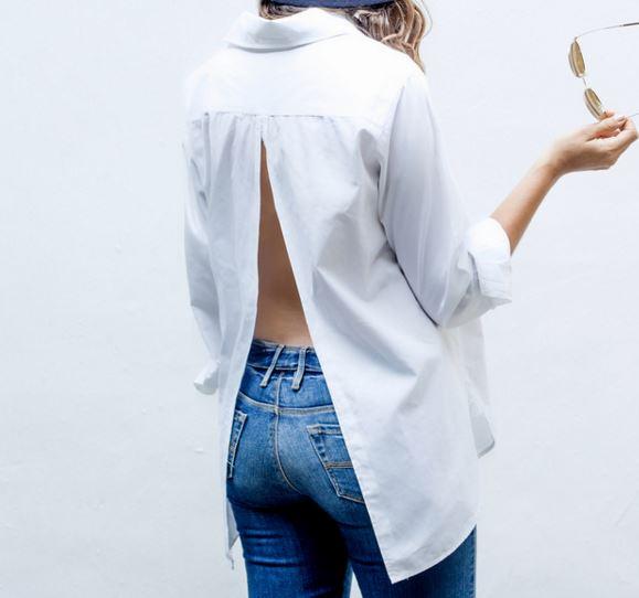 6 Different ways to wear a shirt!