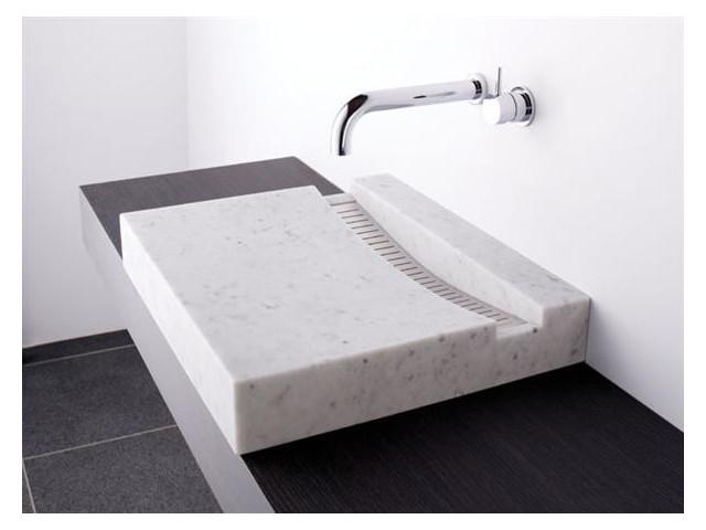 35 viers et lavabos plus originaux les uns que les autres - Evier le plus resistant ...