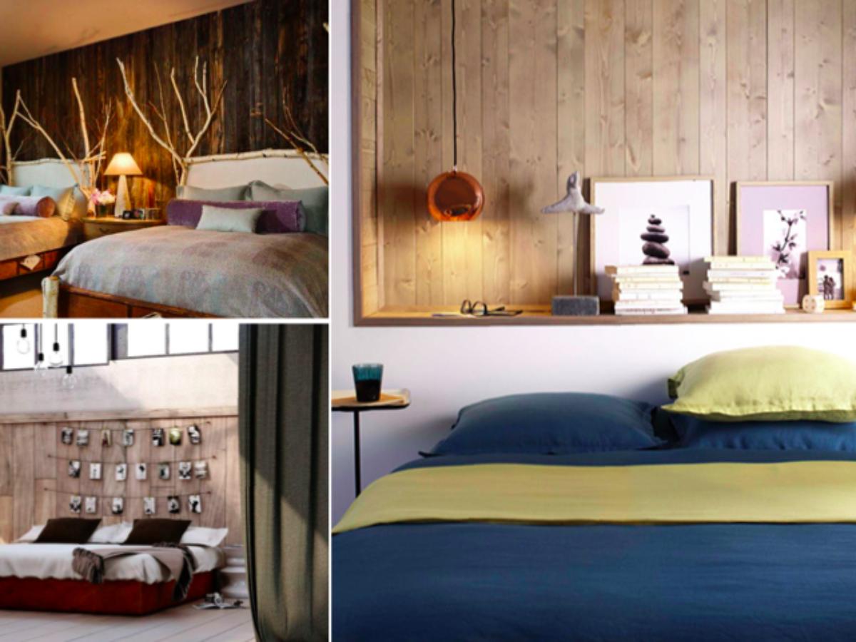 Placo Tete De Lit 12 idées pour décorer votre tête de lit