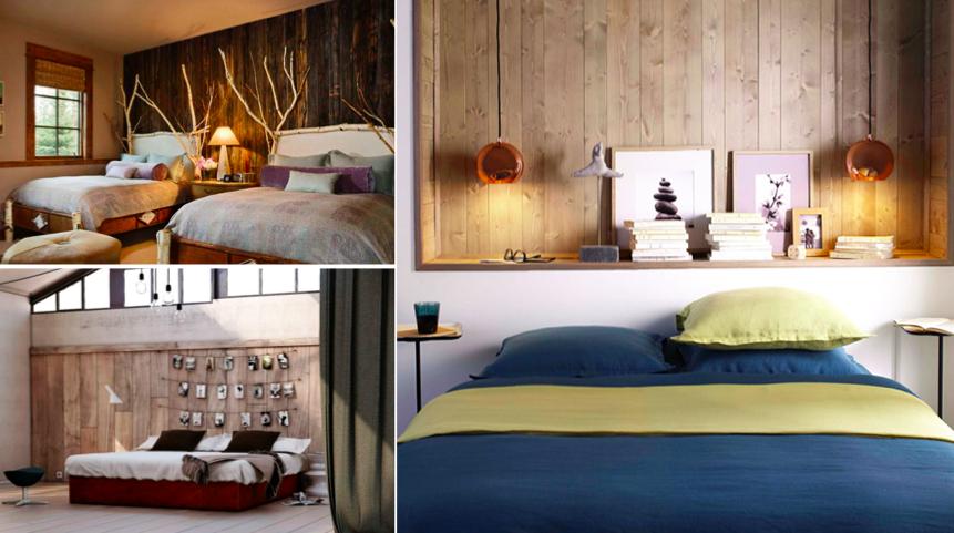 12 idées pour décorer votre tête de lit on