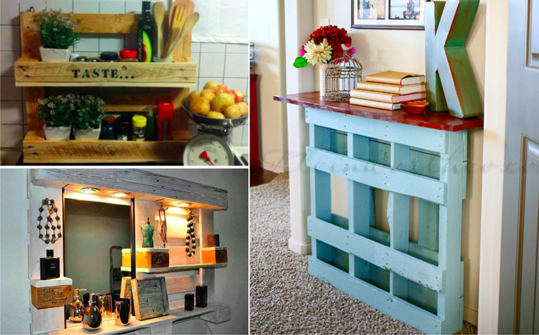 45 nouvelles id es pour recycler des palettes en bois des id es. Black Bedroom Furniture Sets. Home Design Ideas