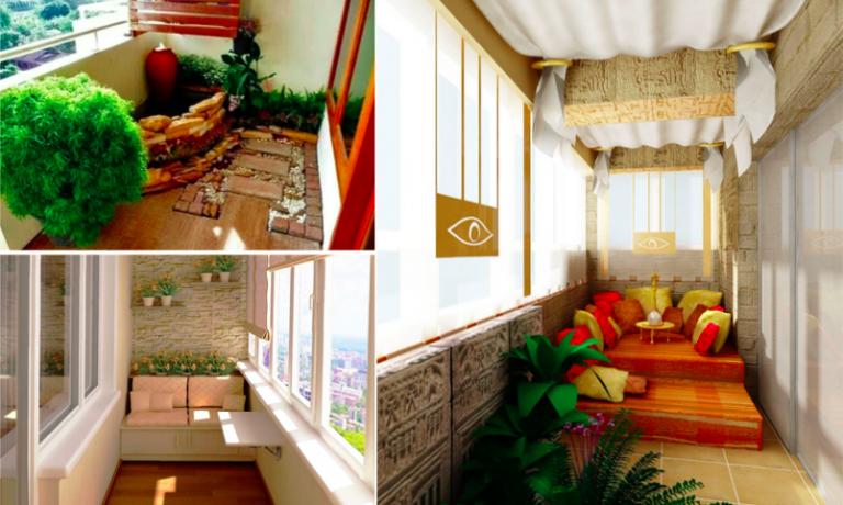 38 magnifiques id es pour am nager et d corer votre balcon des id es. Black Bedroom Furniture Sets. Home Design Ideas