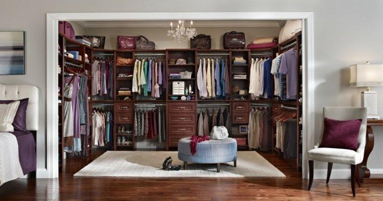 Dressing Room Ideas: 20 Walk in wardrobe ideas - Creatistic