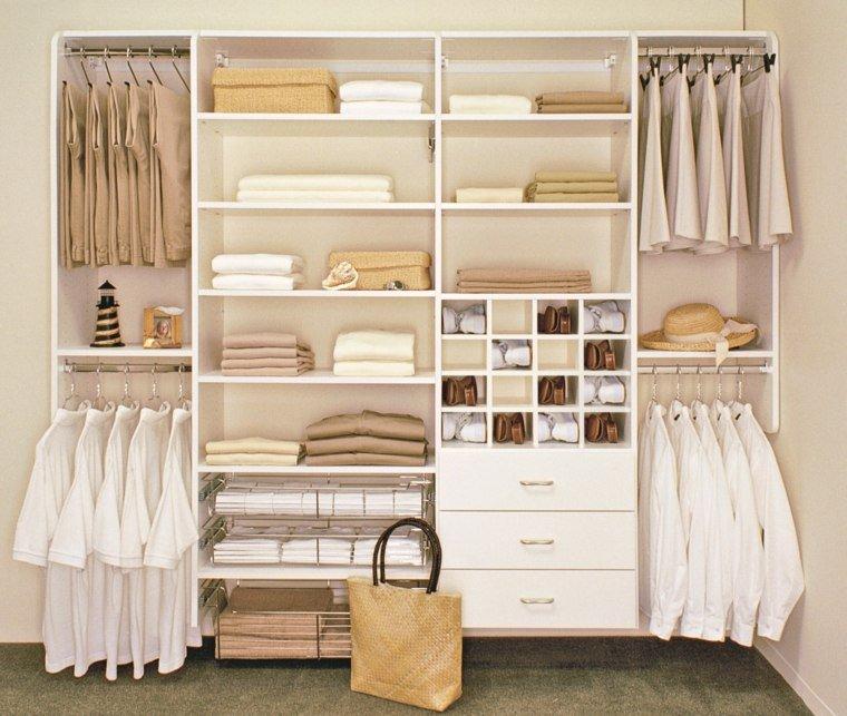 Small Bedroom Cupboard Ideas With Cool Cupboard Designs: Idées Dressing : 20 Idées D'aménagement Et De Rangement