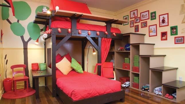 31 idées géniales pour la chambre d\'enfant - Page 3 sur 4