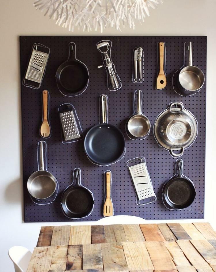 rangement-mural-cuisine-grand-tableau-noir-accroche-ustensiles