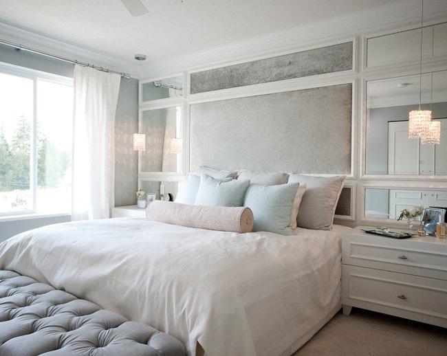 11 tendances de décoration en 2016 pour la chambre à coucher - Des ...