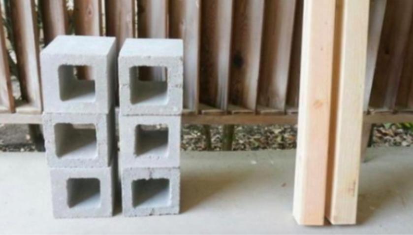 Repensez le mobilier de votre maison avec seulement - Bloques de hormigon decorativos ...