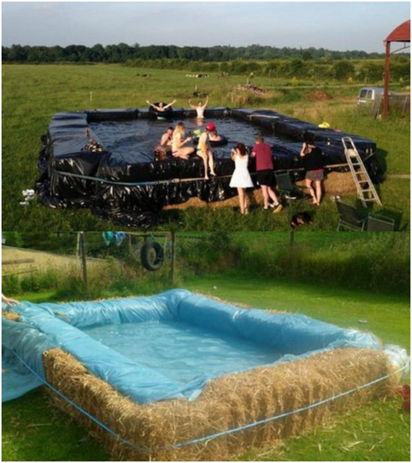 How-To-Build-A-Swimming-Pool-With-Straw-Bales-2