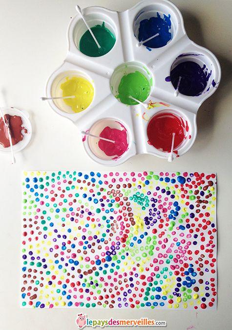 Très Idee Peinture Enfant. Fabulous Idee Chambre Bebe Peinture Dco  TY49
