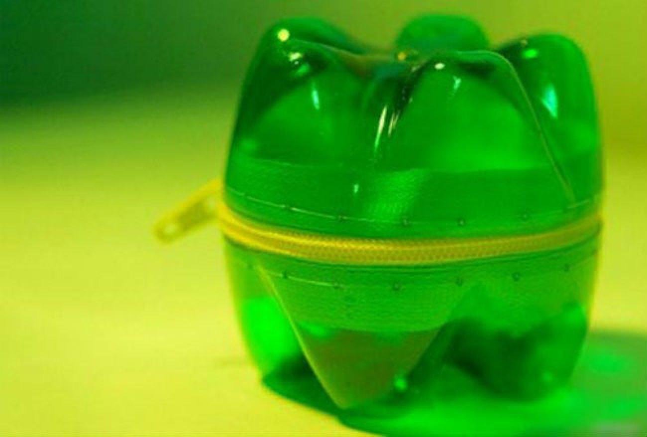 Шкатулки из пластиковых бутылок пошагово