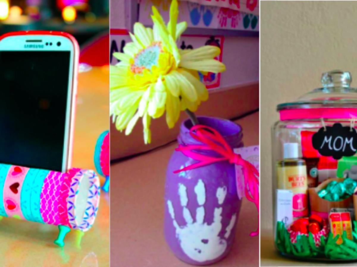 Comment Faire Un Cadeau Soi Meme 17 cadeaux pour la fête des mères à faire soi-même !