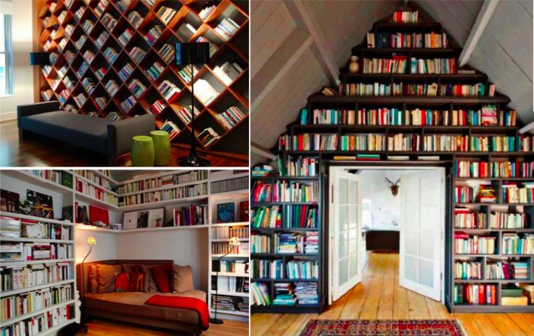 24 id es pour vous cr er un coin lecture propice l 39 vasion et la d tente des id es. Black Bedroom Furniture Sets. Home Design Ideas