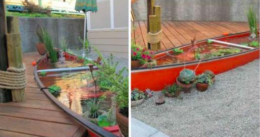 15 Idees De Jardins D Eau Et Fontaines A Faire Vous Meme