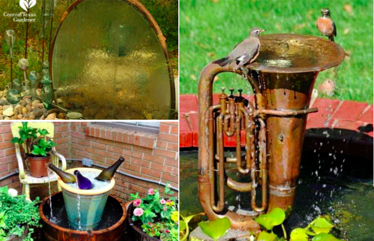fabriquer une fontaine de jardin best idees de design de maison fabriquer une fontaine de. Black Bedroom Furniture Sets. Home Design Ideas