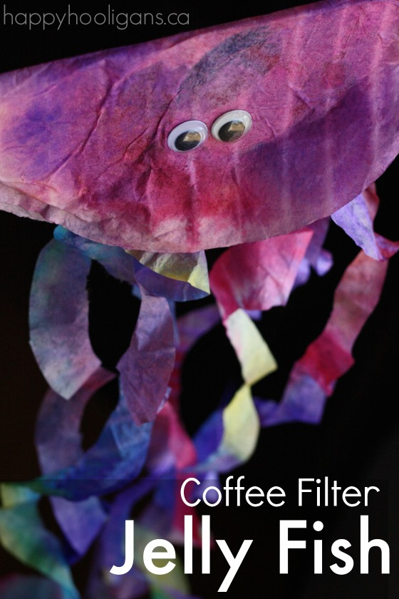 Coffee-Filter-Jelly-Fish-Craft-for-Preschoolers