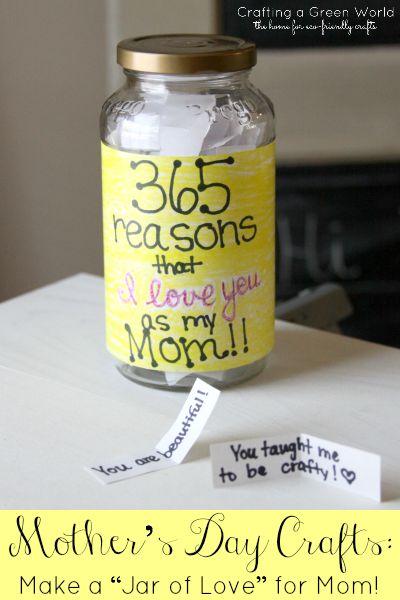 365 raisons pour lesquelles je t'aime/Crafting a Green World