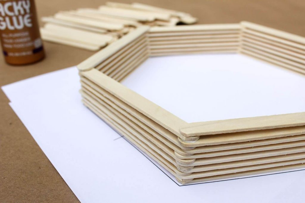How To Make A Letter Holder Out Of Wood