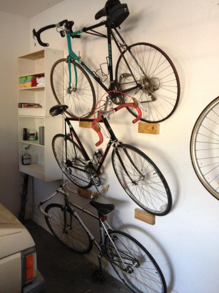 25 superbes id es de rangements pour votre garage des id es. Black Bedroom Furniture Sets. Home Design Ideas