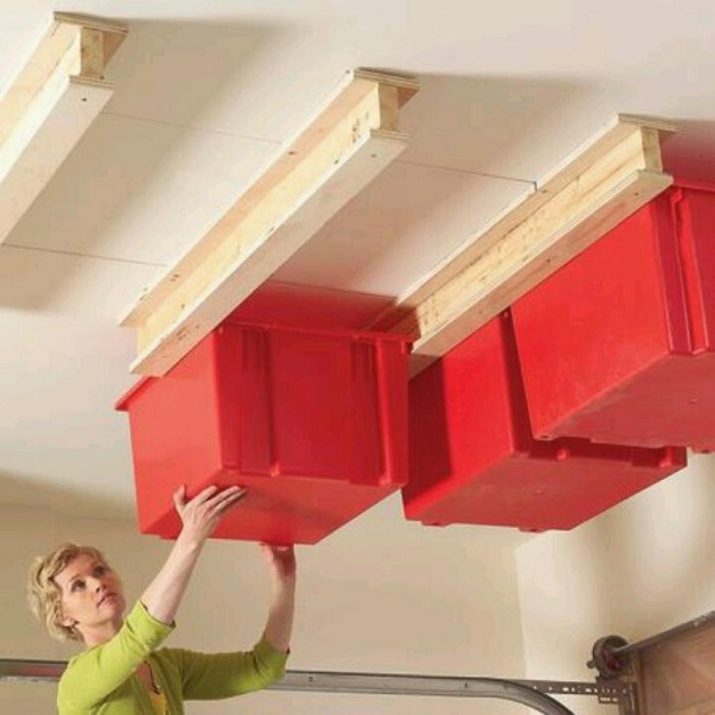 25 Example Of Garage Designs: 25 Superbes Idées De Rangements Pour Votre Garage !