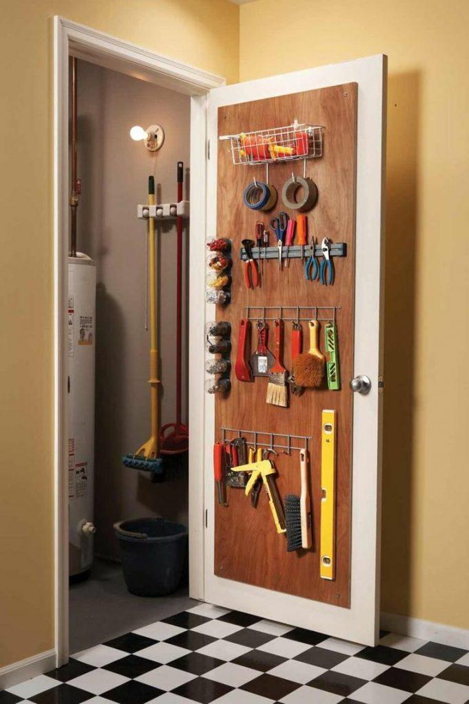 25 superbes id es de rangements pour votre garage page 3 sur 5. Black Bedroom Furniture Sets. Home Design Ideas