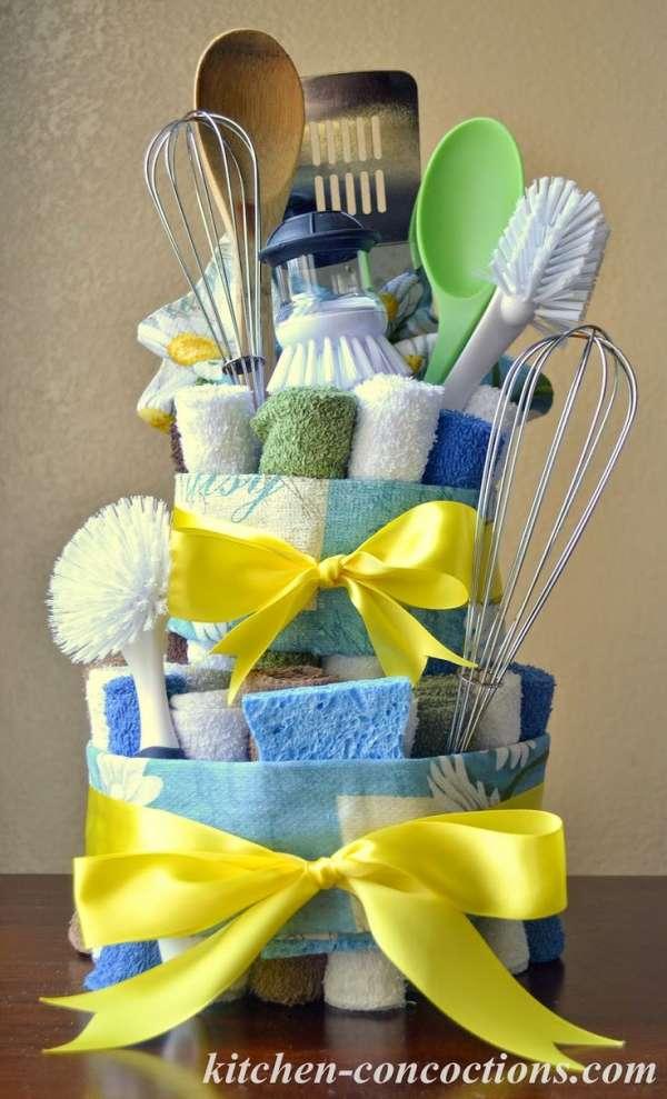 13 id es de cadeaux en forme de g teau fabriquer vous for Kitchen gift ideas under 50