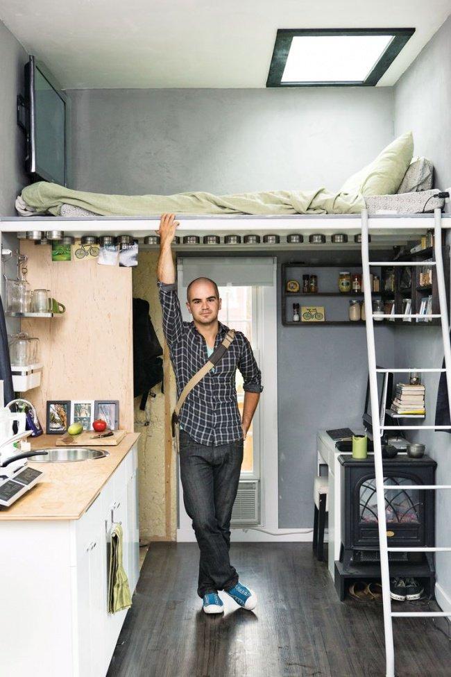 Gagner De La Place Dans Un Studio 20 idées pour optimiser l'espace de son appartement