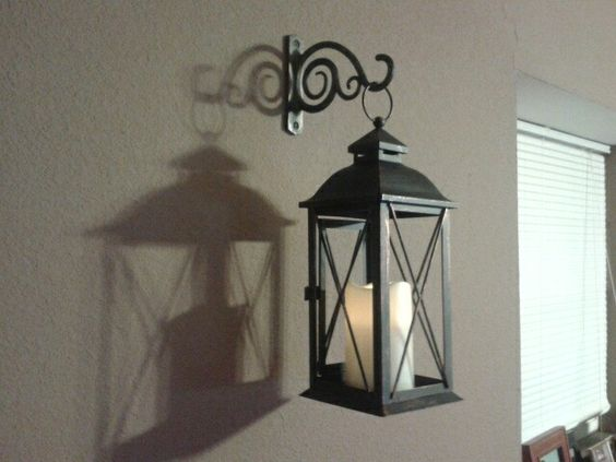 Hanging Candle Lanterns Indoor - Image Antique and Candle ...